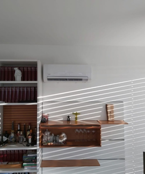 Wandgerät für die Kühlung Klimaanlage